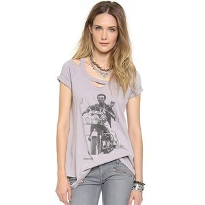 Jimmy Cliff Deconstructed Motorcycle Tee